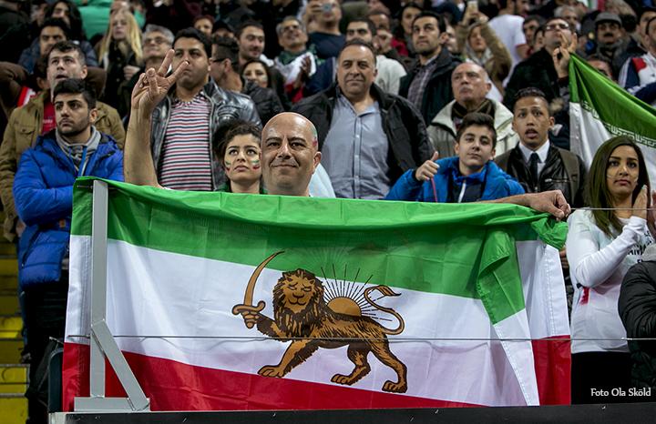 officiellt språk i iran
